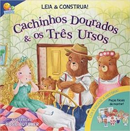 Leia e construa! Cachinhos dourados & os três ursos