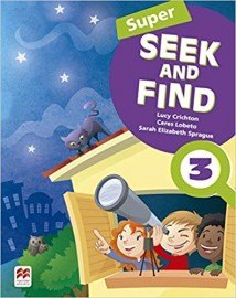 Super Seek And Find Student's Book & Digital Pack-3