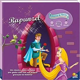 Rapunzel - Coleção Gravar e Tocar!