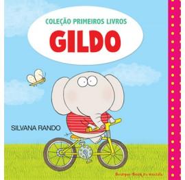 Coleção Primeiros Livros de Gildo - 3 Volumes