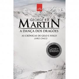 As Cronicas de Gelo e Fogo 5 - A Danca dos Dragoes 4ª Edicao