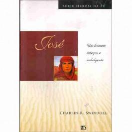Livro José Série Herois Da Fé