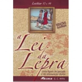 Livro A Lei da Lepra