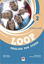 Loop English For Tenns Student's Book W/ Digital Book 2