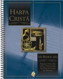 Harpa Cristã com Musica - Mi Bemol (EB)