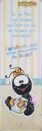 Marca Pagina Smilinguido LV 6810 Nascimento Bebê