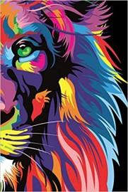 Biblia NVT Letra Grande Capa Dura Lion Colors
