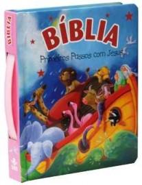 Bíblia Passos com Jesus Para Meninos
