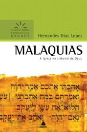Comentários Expositivos Hernandes Dias Lopes - Livro de Malaquias