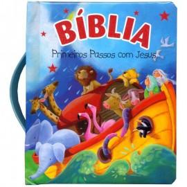 Bíblia Passos com Jesus Para Meninas