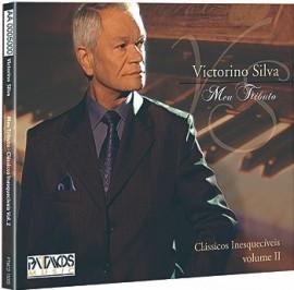 CD Victorino Silva Meu tributo Clássicos Inesquecíveis Volume 2