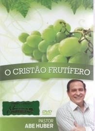 DVD Pr Abe Huber - O Cristão Frutífero