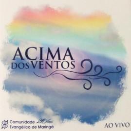 CD Comunidade Evangelica de Maringa - Acima dos Ventos