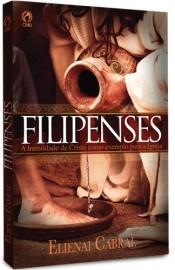 Filipenses: A humildade de Cristo como exemplo para a Igreja - (Livro)