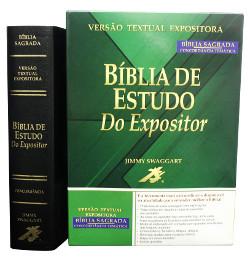 Bíblia de Estudo do Expositor - Jimmy Swaggart