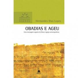 Comentários Expositivos Hernandes Dias Lopes - Livro de Obadias e Ageu