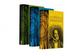 As Obras de Arminio - Box Colecao Completa