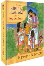 A Bíblia Ilustrada para os Pequeninos