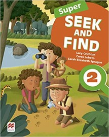 Super Seek And Find Student's Book & Digital Pack-2