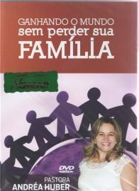 DVD Pr Abe Huber - Ganhando o Mundo sem perder sua Família