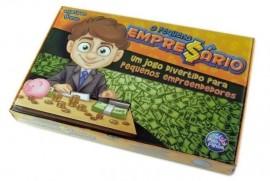 Jogo de Tabuleiro O Pequeno Empresario