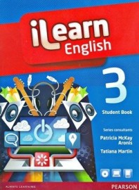 iLearn English 3 Pack - Student Book