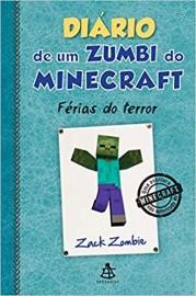 Diário de um zumbi do Minecraft 3: Férias Do Terror