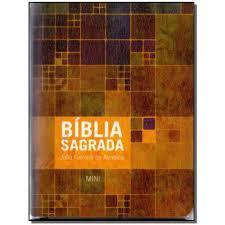 Biblia RC Mini Bolso Luxo Estampada