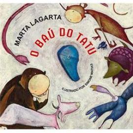 O Bau do Tatu - Marta Lagarta