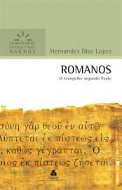 Comentários Expositivos Hernandes Dias Lopes - Livro de Romanos