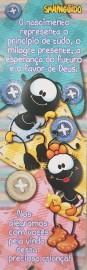 Marca Pagina Smilinguido LV 6532 Nascimento Bebê