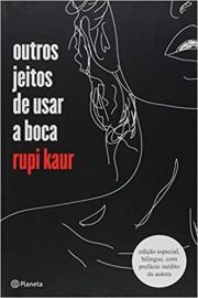 Outros jeitos de usar a boca - Capa Dura