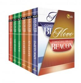 Novo Comentario Biblico Beacon - Box 1