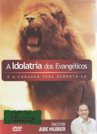 DVD Pr Abe Huber - A Idolatria dos Evangélicos
