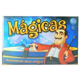 Jogo Diversão Magicas